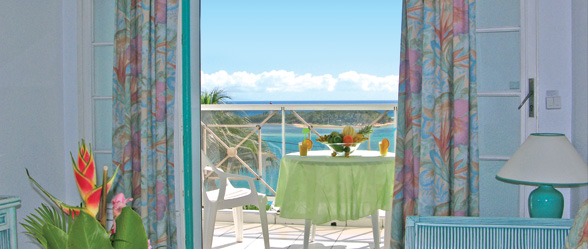 Résidence Turquoise Guadeloupe Apartment Seaview