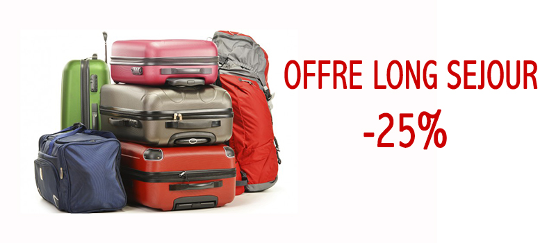 Offre long séjour -25% Residence Le Vallon Guadeloupe